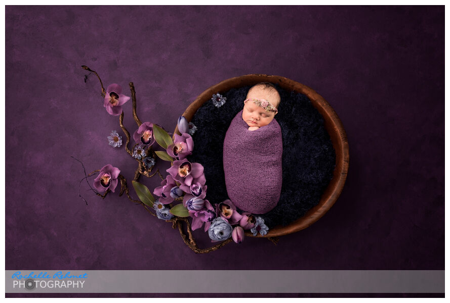 Meet 4 week old Emma | Newborn Photographer Point Cook – Melbourne