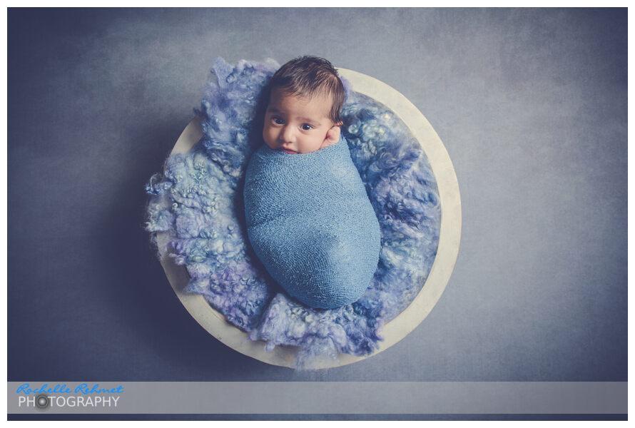 Meet Ivaanvir at 7 weeks old | Newborn Photographer Point Cook – Melbourne