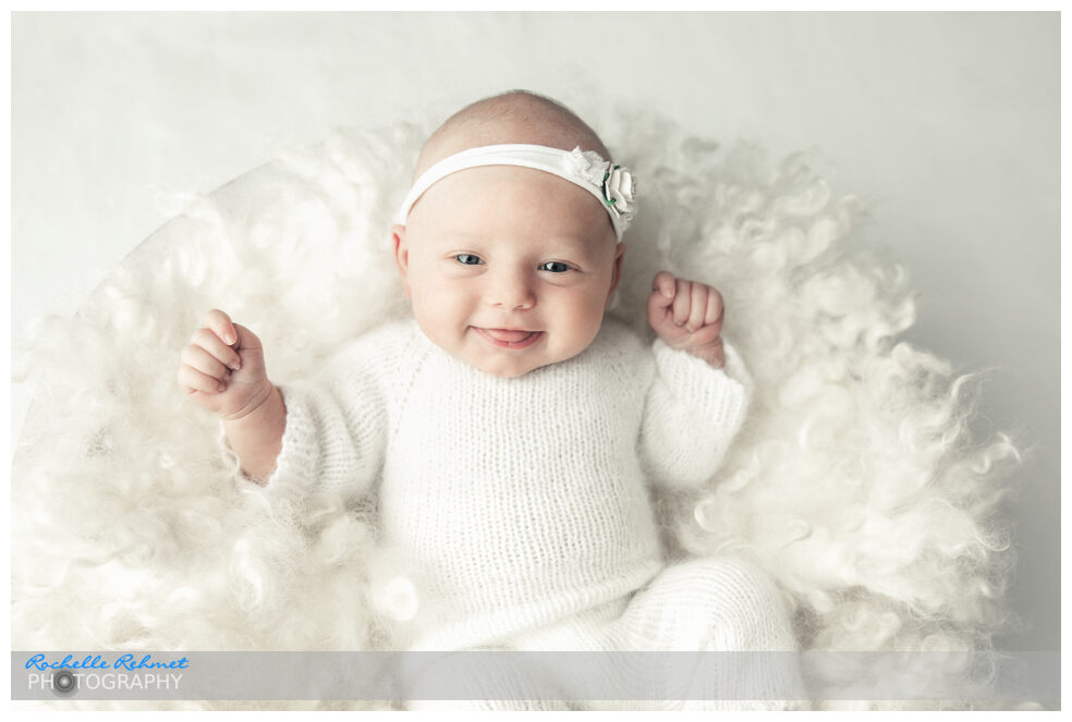 Meet Kaia at 4 weeks old | Newborn Photographer Point Cook – Melbourne