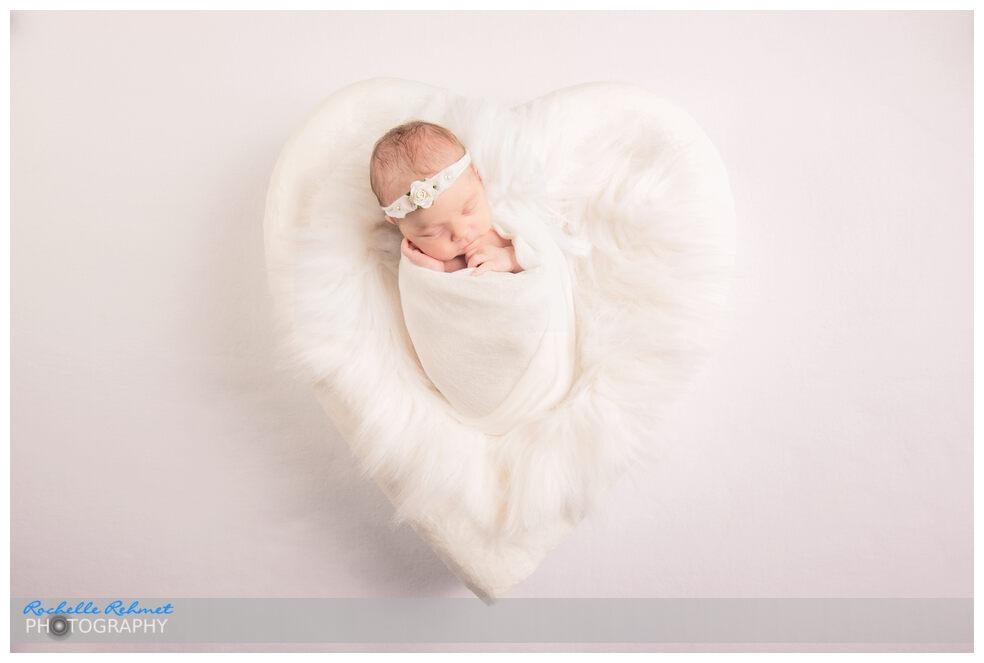 Meet Aleksandra at 10 days new   Newborn Photographer Point Cook-Melbourne